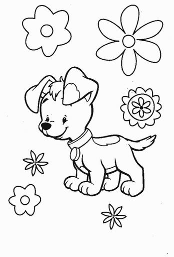 Los mejores dibujos de perritos